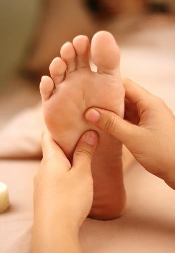 Diabetic Peripheral Neuropathy Massage