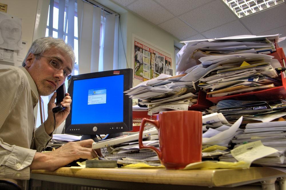 work stress health
