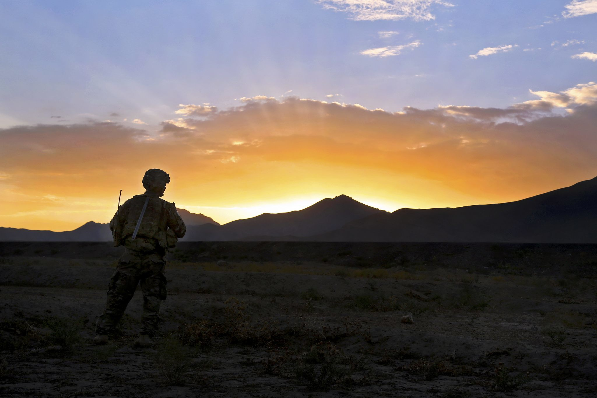 chronic pain in the military